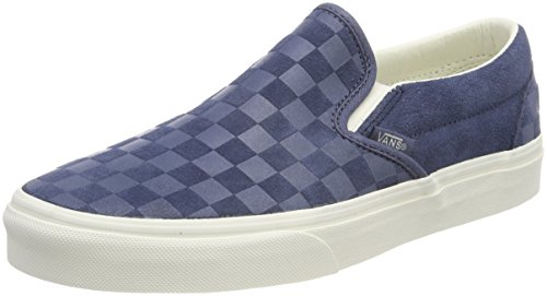 Vans Slip-on lite, Zapatillas Sin Cordones Unisex Adulto, Azul (Two-Tone), 41 EU