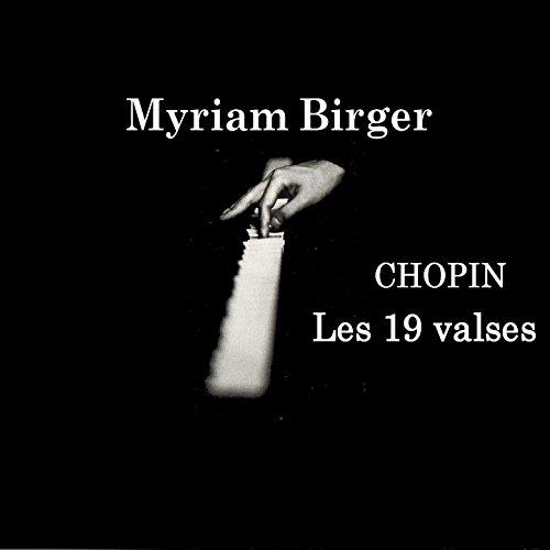 Chopin: intégrale des 19 valses