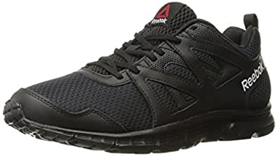 Reebok Men s Run Supreme 2.0 Mt Running Shoe Black/Coal/White 10 D(M) US