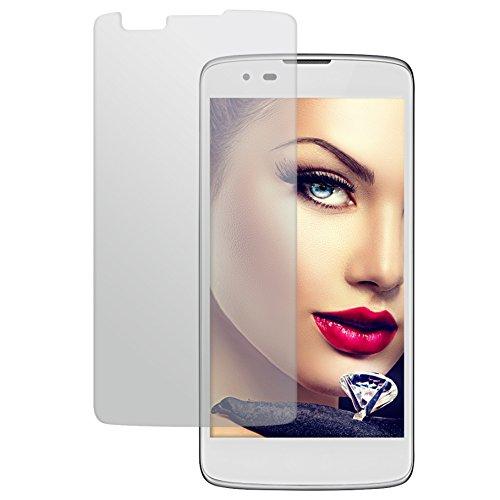 mtb more energy® Schutzglas für LG K8 (K350N, 5.0'') - Tempered Glass Protector Schutzfolie Glasfolie