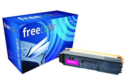 Preisvergleich Produktbild freecolor TN325M für Brother HL-4140CN, Premium Tonerkartusche, wiederaufbereitet, 3.500 Seiten, 5 Prozent Deckung, MAGENTA