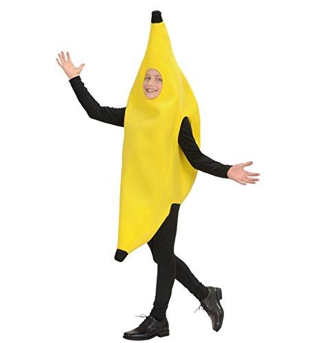 Banane Kostüm für Kinder 110/122 (5-7 Jahre)