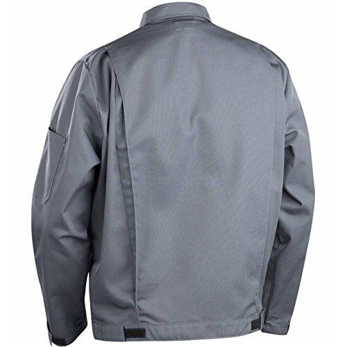 Blakläder 472018009900L Veste Taille L Noir Gris