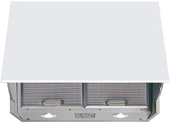 Whirlpool AKR 887 GY Hotte Télscopique escamotable 59,9 cm Gris