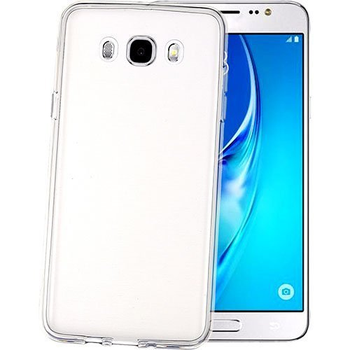 ZYNK CASE TRANSPARENT BACK COVER FOR SAMSUNG GALAXY ON8