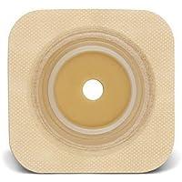 "Natura Durahesive Flexible Skin Barrier w/flange (overall dimension 4"" x 4"") TAN, w/tape collar 1 3/4"" (45mm.)... preisvergleich bei billige-tabletten.eu"