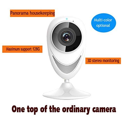 Galleria fotografica Nest camera casa telecamera di sorveglianza senza fili di sostegno per smartphone Apple e Andrews, supporto video Play, Screenshot, allarme interruttore: (necessità inserisci TF Card), jk-ec8-l10telecamera di sicurezza WiFi
