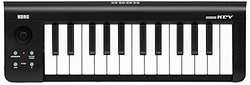 KORG microKEY, USB-MIDI-Controller-Keyboard mit 25 Tasten