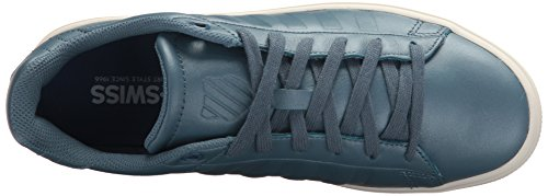K-Swiss Damen Court Frasco Sneaker Bluestone/Marshmallow