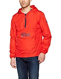 Hilfiger Denim Thdm Pop Over Anorak 55, Veste Homme