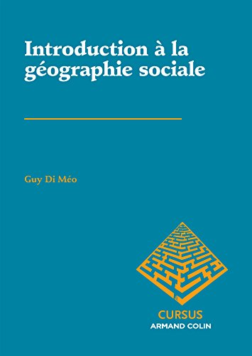 Introduction à la géographie sociale