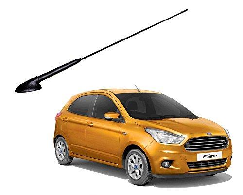 Auto Pearl Car Audio Roof Antenna for - Ford Figo 2015 (, Black)