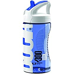Elite Bocia - Bidón de ciclismo, color azul, 350 ml
