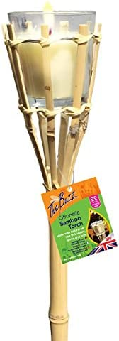 Citronella Bamboo Torch
