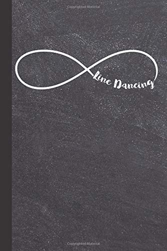 Line Dancing: Line Dance Notebook With Lined Pages For Journaling, Studying, Writing, Daily Reflection / Prayer Workbook por Scott Jay Publishing