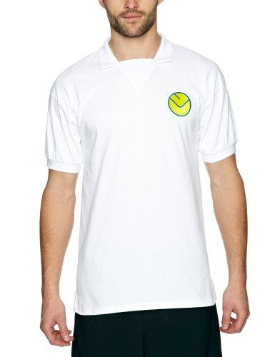 score-draw-leeds-united-camiseta-de-futbol-tamano-s-color-blanco