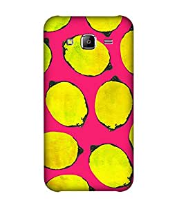 small candy 3D Printed Back Cover For Samsung Galaxy On5 -Multicolor pattern