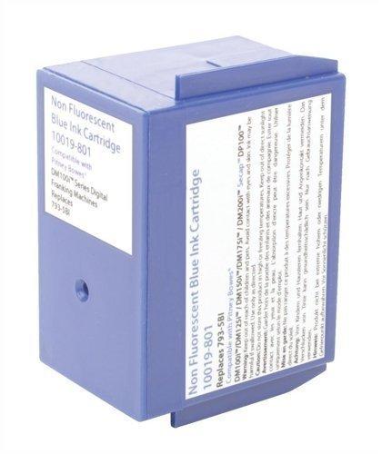 Preisvergleich Produktbild Peach Frankierfarbe, blau Pitney Bowes 765-9SB