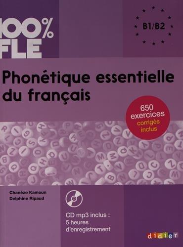 Telecharger Pdf Phonetique Essentielle Du Francais Niv B1