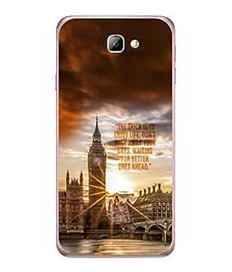 PrintVisa Designer Back Case Cover for Samsung On5 (2016) (United States America)
