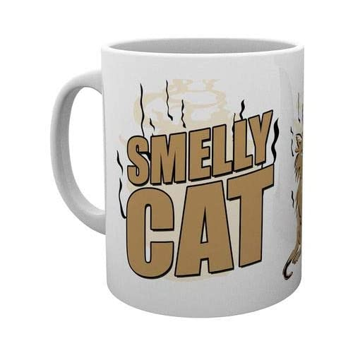 GB Eye, Friends, Smelly Cat, Taza 2