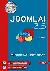 Joomla! 2.5: Professionelle Webentwicklung