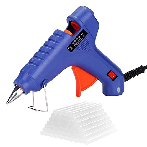 Glue Guns Electrican 40w-150w Adjustable Diy Hot Melt Glue Gun 11mm Adhesive Stick Heater Craft Metal Wood Working Decoration Repair Tool Ample Supply And Prompt Delivery