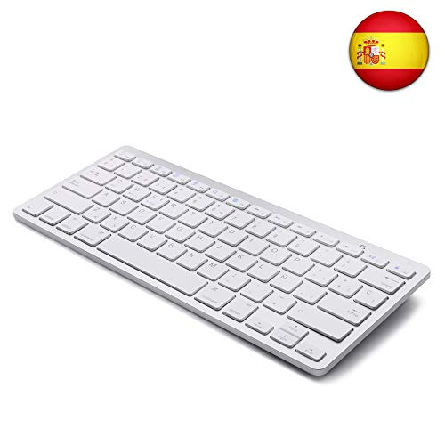 Tableta Teclado Bluetooth