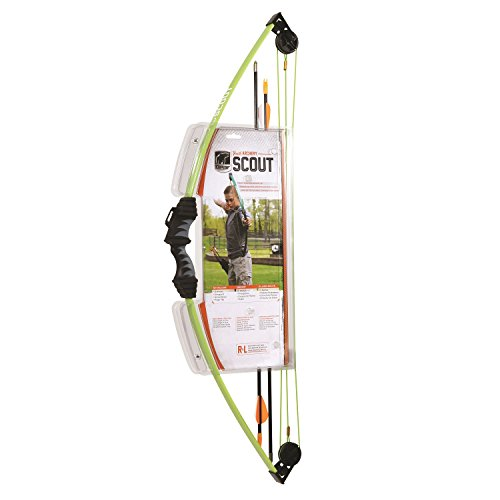 Scout Bow Set Flo Green