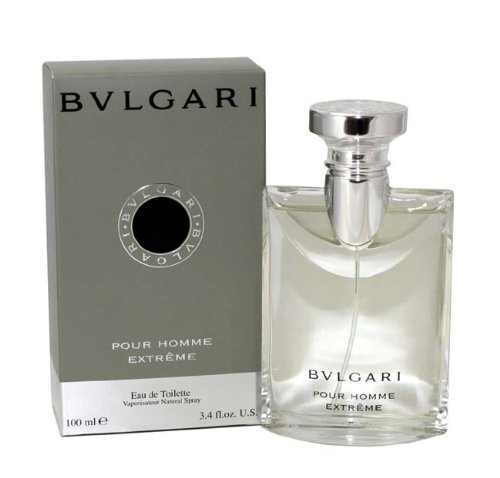Bvlgari - BVLGARI HOMME EXTREME edt vapo 100 ml by Bvlgari (English Manual)