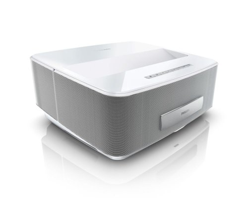 Philips HDP1550 Screeneo Ultra Short Throw Smart 3D LED MP4 Projector (4GB Speicher, 2x HDMI, 1x HDMI)