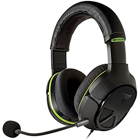 Turtle Beach - Headset Ear Force Xo Four Para Gaming (Xbox One)