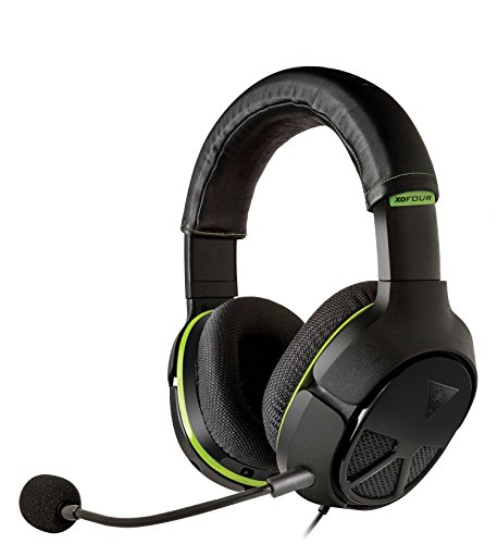 Turtle Beach Ear Force XO4: High Performance Surround Sound Gaming - [Xbox One]