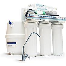 Equipo Osmosis Inversa domestica 5 etapas con bomba