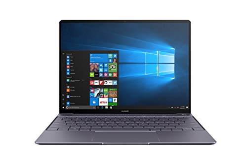 "Huawei Matebook X Laptop, Display by 13 "", i5-7200U Processor, Gray"