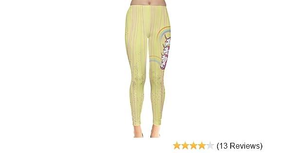 KY Unicorn Pink Leggings Trousers UK 8-10