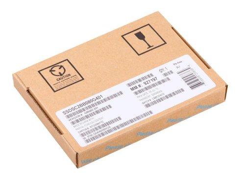 Intel SSDSC2BB120G401 DC S3500 Series interne SSD 120GB (6,4 cm (2,5 Zoll) , SATA III) silber