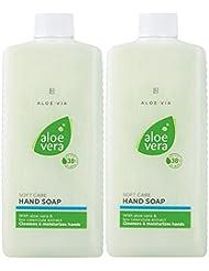 LR Aloe Vera Crème Savon Recharge (2x 500 ml)