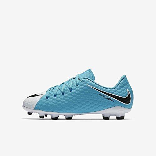 Nike JR HYPERVENOM PHELON III FG blau - K34