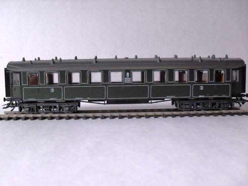 Trix 29002, Personenzugwagen, 3.Kl.,