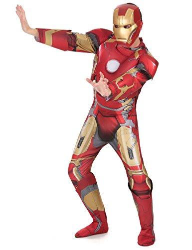 Avengers Ultron Of Age Kostüme (Kostüm Iron Man Avengers: Age of Ultron Die Deluxe für)