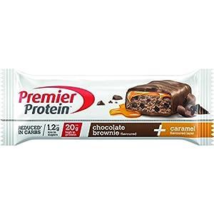 Premier Protein Two Layer Protein Bar, Eiweißriegel, mit hohem Proteingehalt 40%, reduced in carbs (18x50g)