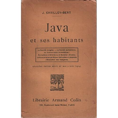 Java et ses habitants