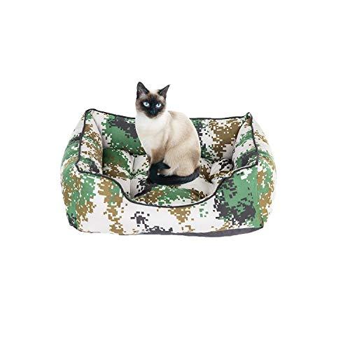 Hiboy Pet Cama Perros Gatos Colchón Extraíble Sofá