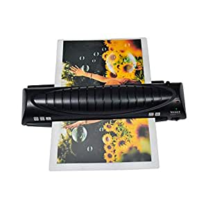 TEXET A3 / A4 Hot Laminator with Jam Release Button for Home & Office