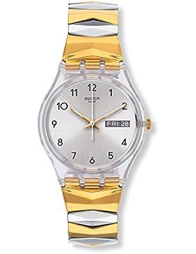 Swatch Damen-Armbanduhr GE707B