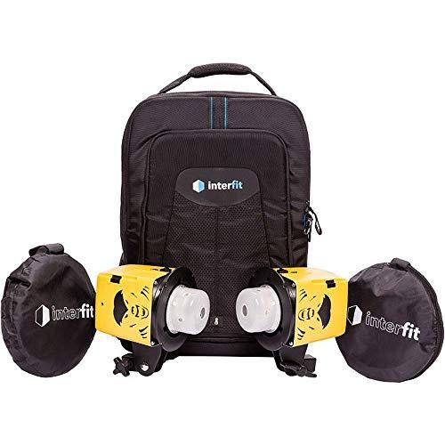 Interfit Honey Badger 2X 250w Blitzkopf Softbox Set