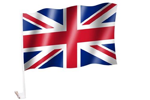 Autoflagge/Autofahne GROßBRITANNIEN / Vereinigtes Königreich / UNITED KINGDOM / UK / UNION JACK