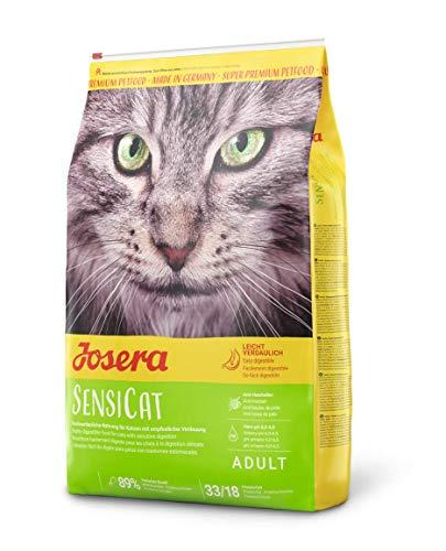 JOSERA SensiCat Katzentrockenfutter, 1er Pack (1 x 400g)
