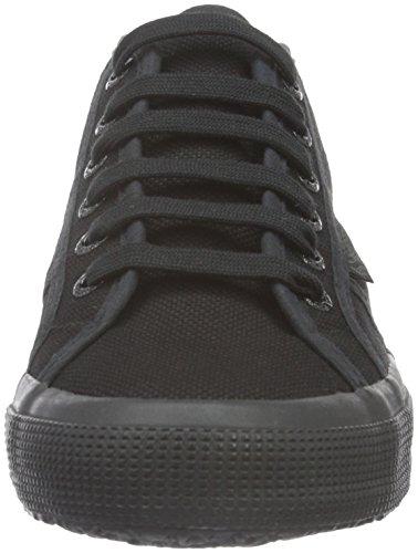 Superga Unisex-Erwachsene 2754 Cotu Hohe Sneakers Schwarz (997)